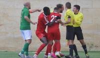 Times Of Malta: Мальтийский футболист арестован за нападение на судью