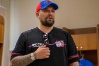 Музыкант Василий Вакуленко, известный как Баста стал владельцем ростовского ФК СКА
