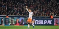 Российский футболист Черышев впервые забил гол в Лиге чемпионов