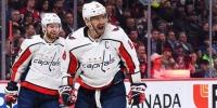 Овечкин и Свечников признаны звездами дня в Национальной хоккейной лиге