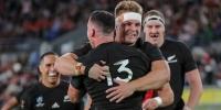 Сборная Новой Зеландии по регби завоевала бронзу на чемпионате мира
