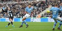 Матч между «Манчестером Сити» и «Ньюкаслом» завершился ничьей