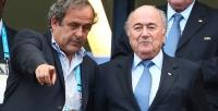ФИФА подала в суд на отстраненных за коррупционные действия Блаттера и Платини