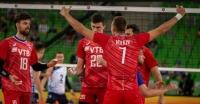 Чемпионат Европы по волейболу: 4-ая победа российской сборной