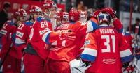 Из-за травм на Шведских играх не смогут участвовать два хоккеиста из сборной России