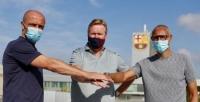 Одним из тренеров «Барселоны» стал отец игрока «Спартака»