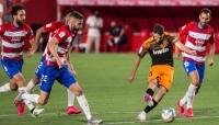Матч «Гранады» и «Валенсии» завершился ничьей