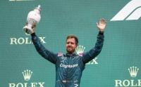 Феттель потерял второе место, завоеванное на Гран-при Венгрии