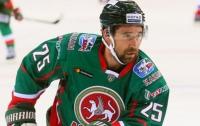 Хоккеист Данис Зарипов заявил о прекращении карьеры