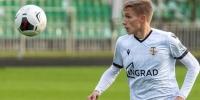 Илья Самошников перешёл в «Рубин»?