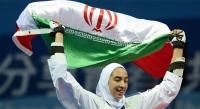Иран покинула единственная олимпийская медалистка