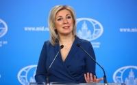 Мария Захарова: «Решение оставить Минск без ЧМ по хоккею является политическим»