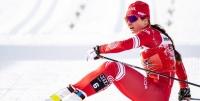 На этапе Кубка мира российская лыжница заняла второе место