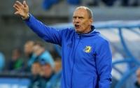 Новый тренер сборной РФ по футболу заявил об отсутствии основного вратаря
