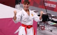 Сандра Хайме Санчес стала первой чемпионкой Олимпиады по карате