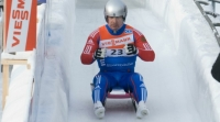 Сборная России по санному спорту выиграла в командной эстафете ЧЕ