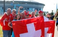 Стало известно, сколько потратили туристы на Евро-2020 в Петербурге
