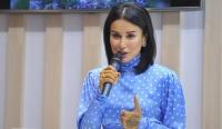 Тина Канделаки выступила в поддержку Дзюбы