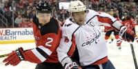 В память о 700 шайбе в НХЛ Овечкин будет награжден сеткой от ворот