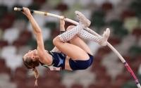 Второе место по прыжкам с шестом на Олимпиаде досталось представительнице России