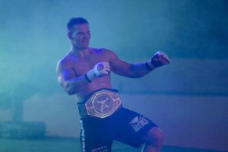 Алексей Кудин - победитель восьмерки