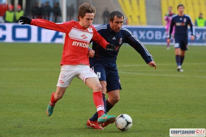 УЕФА арестовал неменее млн. евро насчете «Спартака»