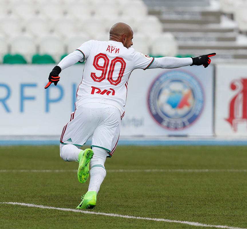 Черчесов: стремление Ари получить русский паспорт— непросьба сборной
