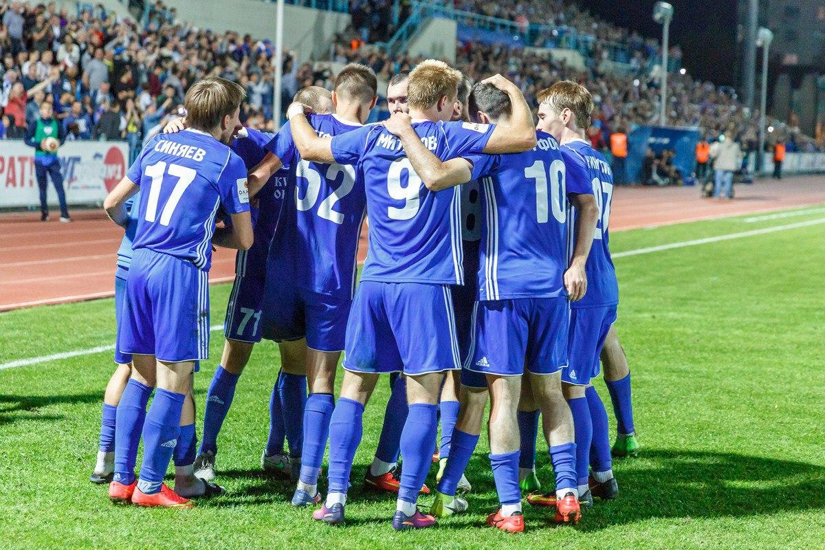 Курский «Авангард» вышел в полуфинал Кубка России