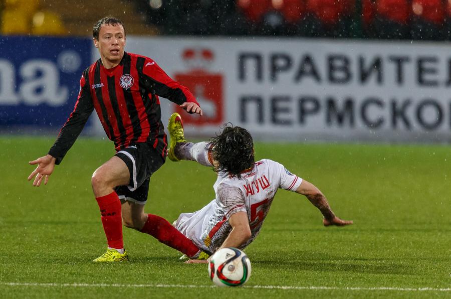 «Зенит» разгромил «Амкар» вчемпионате Российской Федерации
