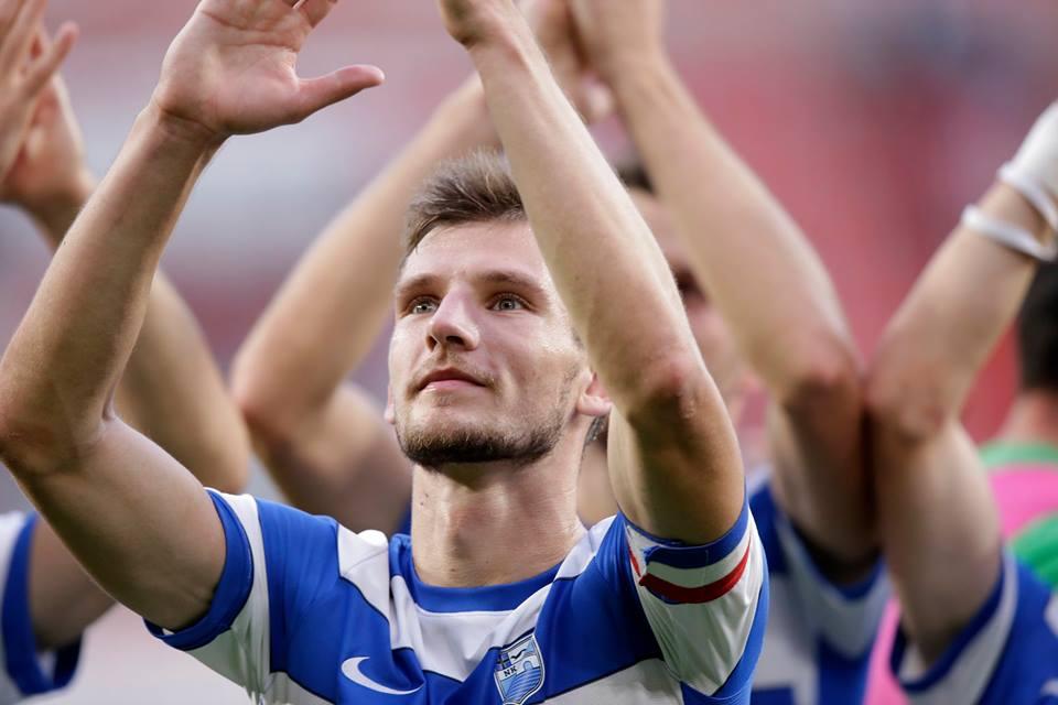 «Динамо» желает купить хорватского защитника
