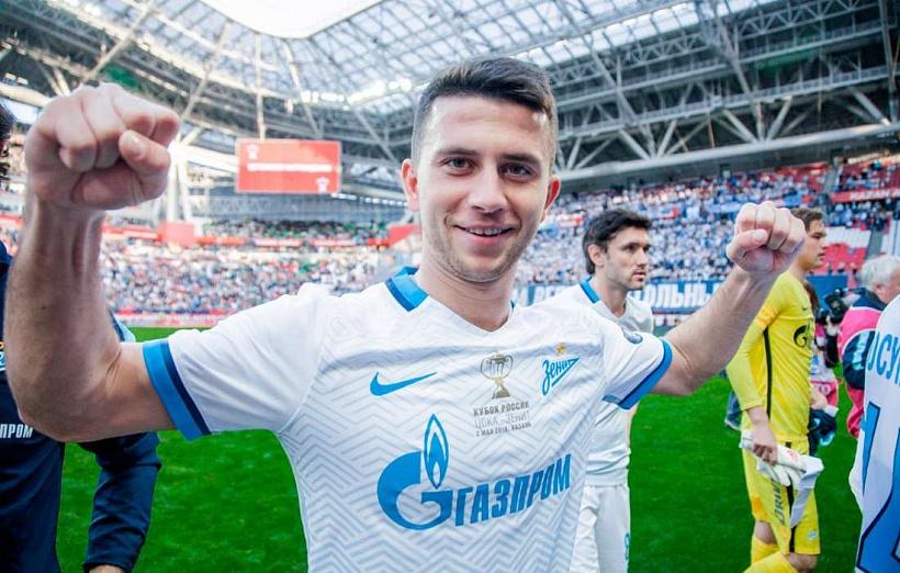 Защитника Дмитрия Богаева из«Тосно» переманил «Зенит»