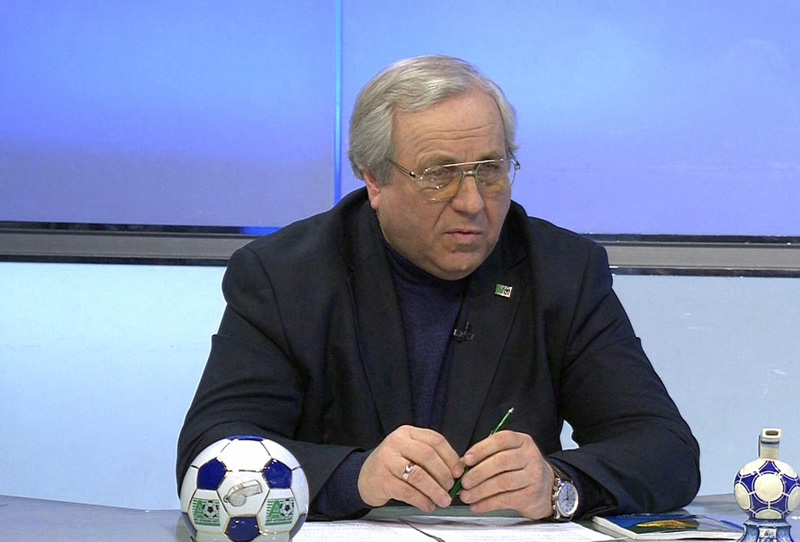 Егоров назначен исполняющим обязанности руководителя департамента судейства РФС
