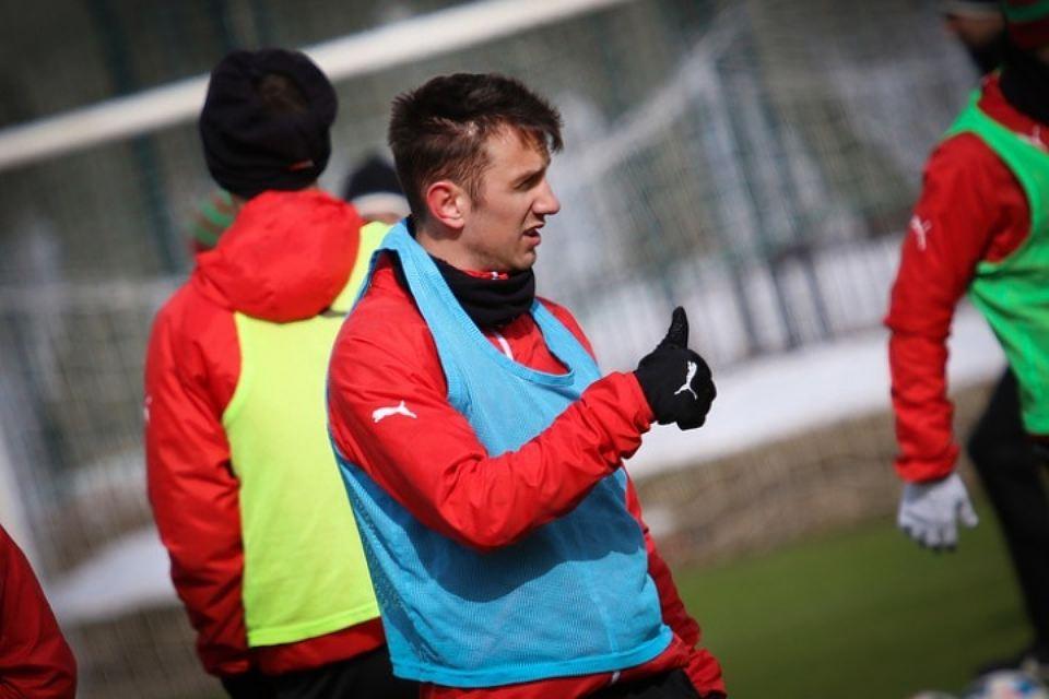 Хорватский футболист Цакташ сказал, что расторг договор с«Рубином»