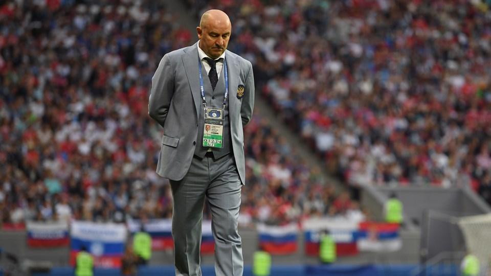СМИ включили Черчесова втоп-5 самых высокооплачиваемых тренеров наЧМ