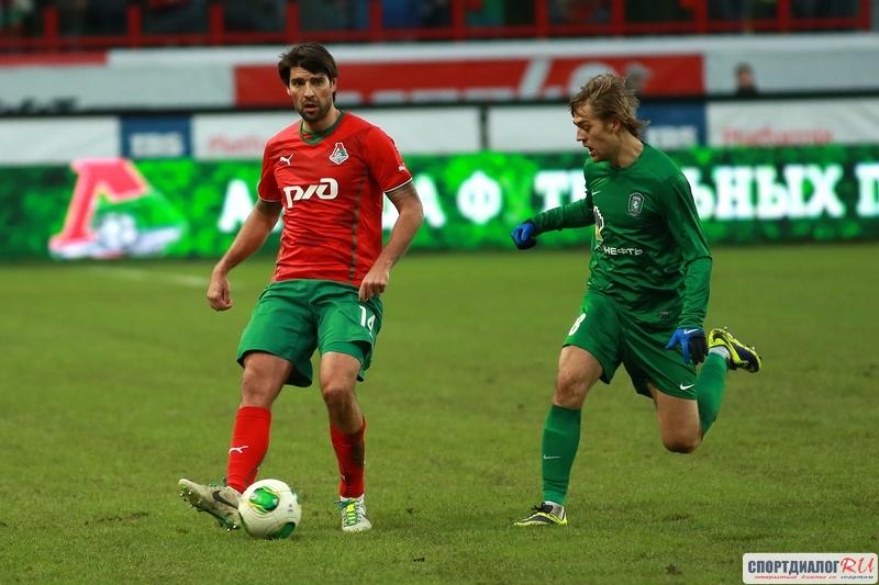 Чорлука продлил договор с«Локомотивом» на4 года