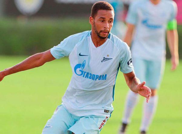 «Сент-Этьен» сможет выкупить игрока «Зенита» Эрнани за € 12 млн