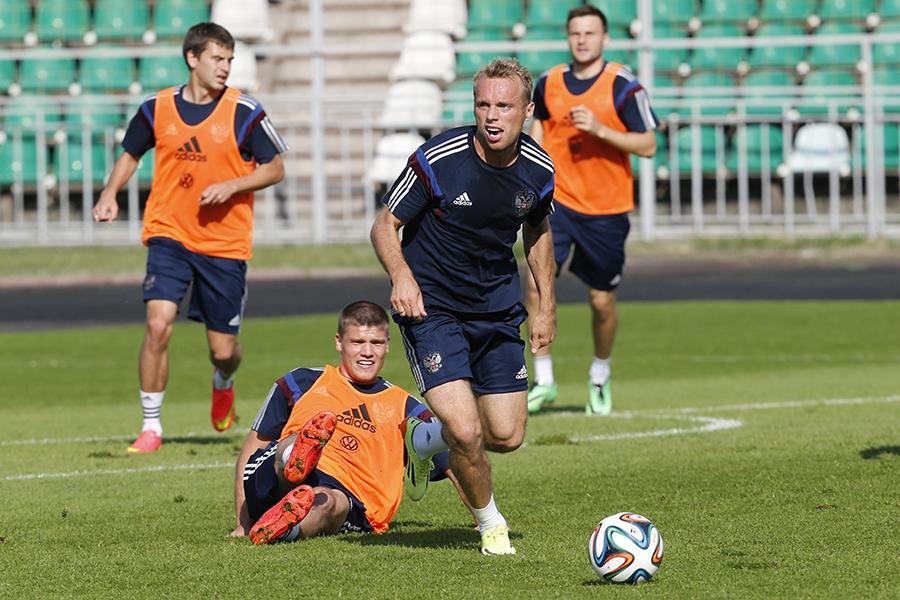 Арена ЦСКА может принять товарищеский матч между сборными РФ иГаны