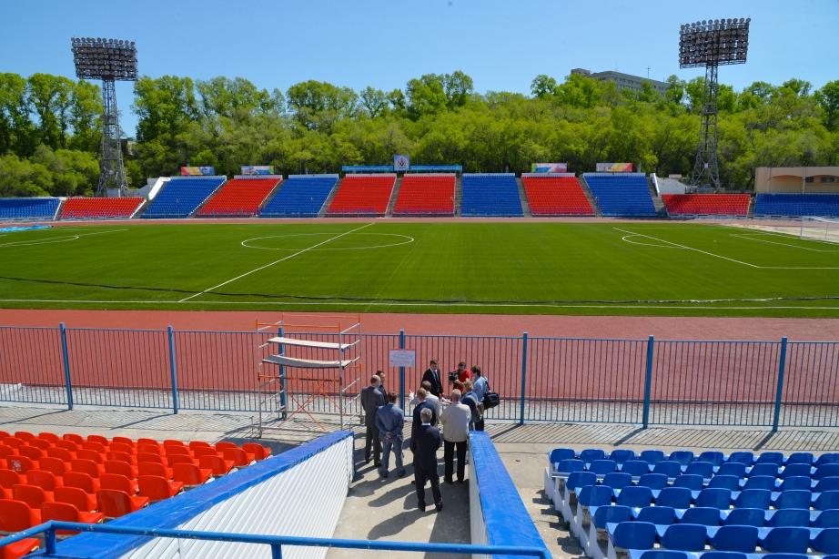 «СКА-Хабаровск» расстался сдвенадцатью футболистами