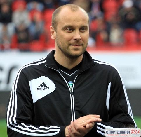 Вмосковском «Динамо» сократили основного тренера
