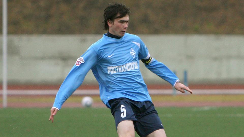 Футболист Алексей Концедалов ушел изсамарских «Крыльев Советов»