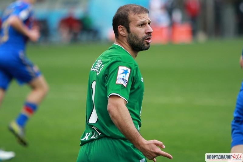«Рубин» ушёл отпоражения вматче со«СКА-Хабаровском»