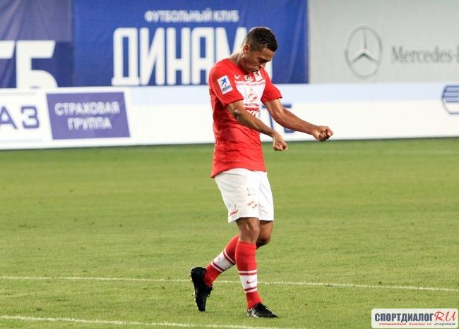 «Спартак» отсудил у«Атлетико Минейро» 1млневро заКариоку