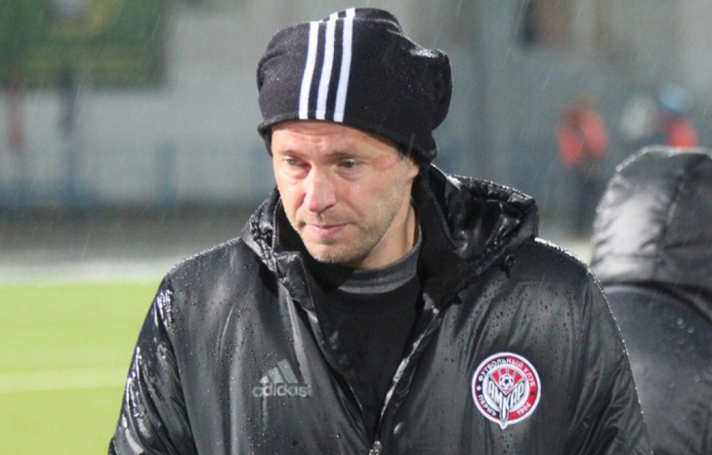 Каряка покинул тренерский штаб «Амкара»