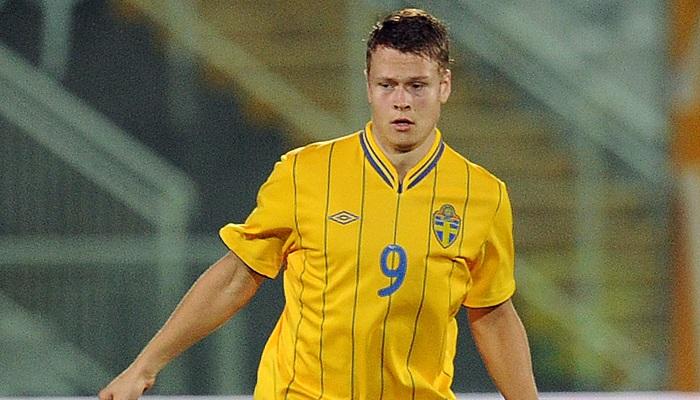 Хавбек сборной Швеции Клаэссон перешел вФК «Краснодар»