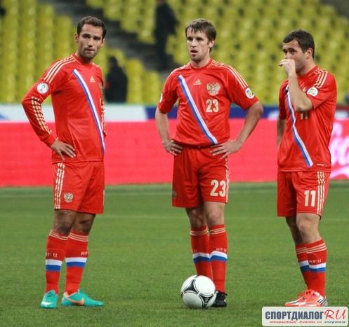 Капитана сборной Российской Федерации приняли решение небрать наЕвро