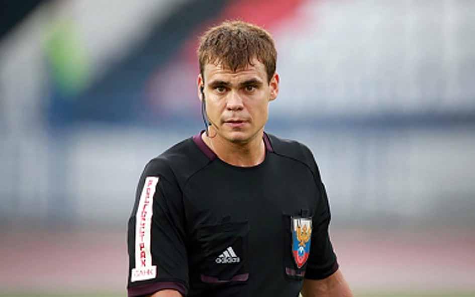 Матч с«Динамо» будет судить фартовый для «Рубина» арбитр