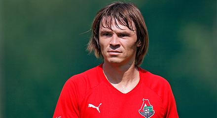 Лоськов может весной сыграть за«Локомотив»