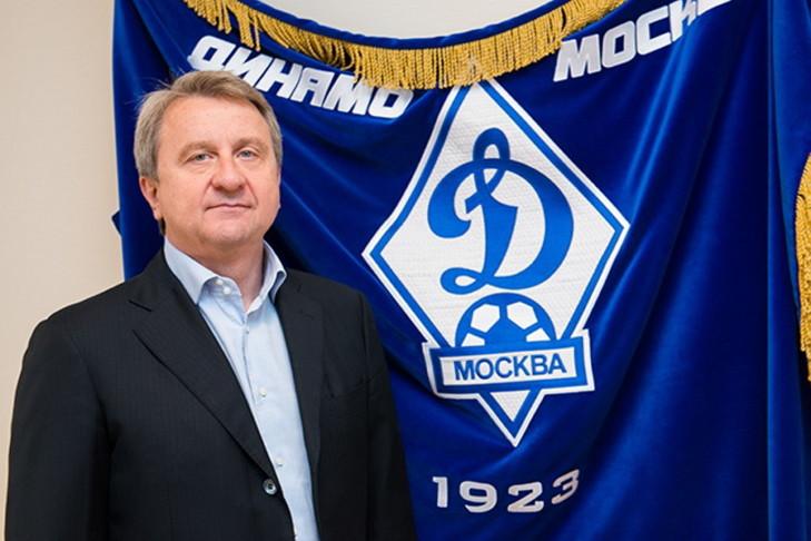 Московское 'Динамо' предложило Калитвинцеву продлить контракт