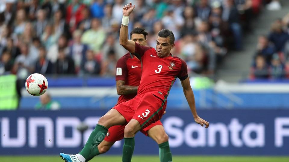 Сборная Португалии скромно попробует выиграть ужителей российской федерации — Защитник Пепе