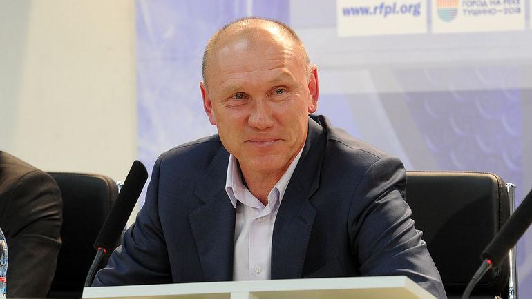 Совет начальников «Спартака» удовлетворен результатами первой части сезона— Евгений Бушманов